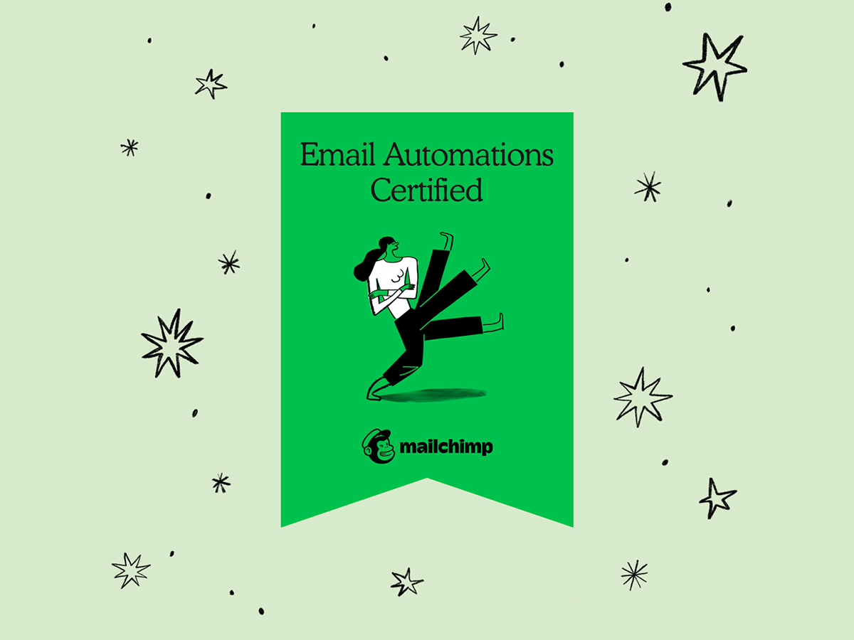 Mailchimp Certified in Email Automations