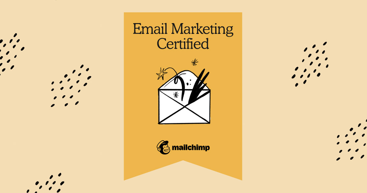 Mailchimp Certified Email Marketing Services